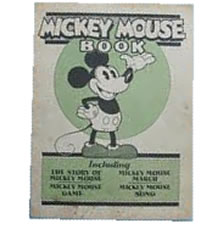 Primer Comic de Mickey Mouse